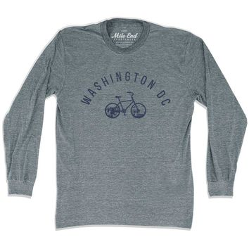 Washington DC Long Sleever T-shirt