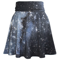 Hubble Galaxy Skater Dress / Skirt