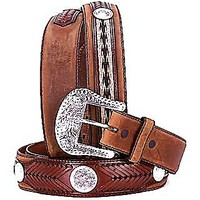 "Tony Lama ""The Duke"" Western Belt"
