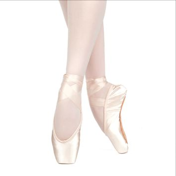 Russian Pointe Lumina Pointe Shoe - Vamp 2
