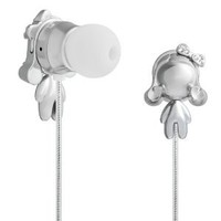 Monster Harajuku Lovers Space Age In-Ear Headphones Featuring Interchangeable Gwen Bodies (Discontinued by Manufacturer)