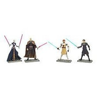Star Wars Battle Pack Jedi Showdown