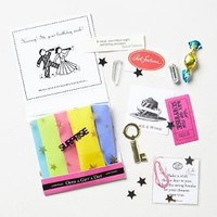 Weekday Surprise Kit by Anthropologie Birthday One Size Gifts