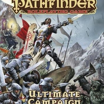 Pathfinder RPG: Ultimate Campagin Book