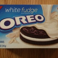 White Fudge Oreo Limited Edition