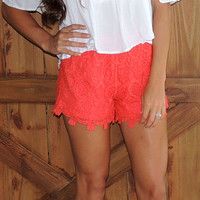 Country Crop Top- Ivory