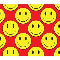 Smiley Faces JFL Duct Tape 1.88 in x 10 yds
