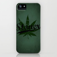 Stoner iPhone & iPod Case by Nicklas Gustafsson