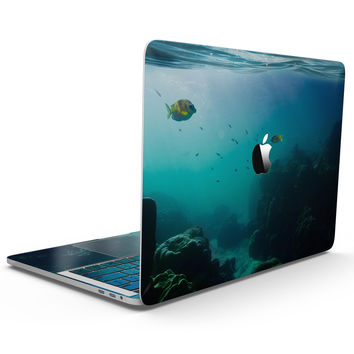 Underwater Reef - MacBook Pro with Touch Bar Skin Kit