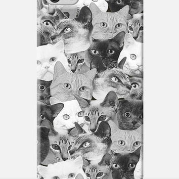 New CAT iPhone 6 Case, Cat iphone Case, Cat Lover Gift, Kitten iPhone 6 Case, kitsch iPhone 6 case, Girly iPhone 6 Case, Cute iPhone 6 Case