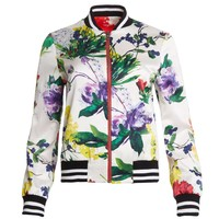 Lonnie Reversible Bomber | Alice + Olivia