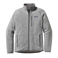 Patagonia Men's Better Sweater Jacket- Stonewash