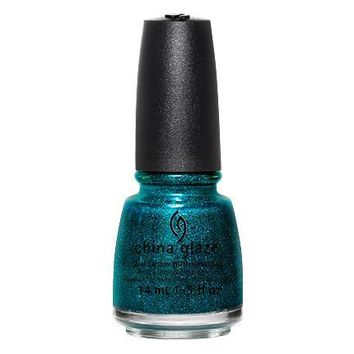 China Glaze - Give Me The Green Light 0.5 oz - #82702