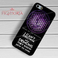 Bring Me The Horizon lyric - zFzF for  iPhone 4/4S/5/5S/5C/6/6+s,Samsung S3/S4/S5/S6 Regular/S6 Edge,Samsung Note 3/4