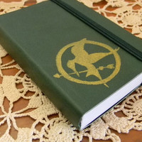 Mockingjay The Hunger Games Pocket Journal Sketch Book Pad