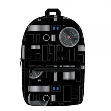 Star Wars First Order BB Unit All Over Print Backpack