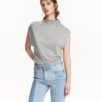Lyocell Top - from H&M