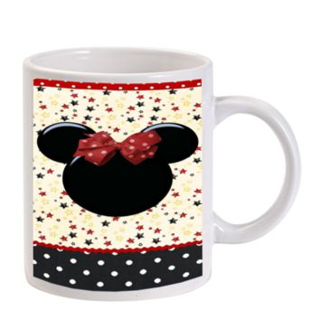 Gift Mugs | Minnie And Mickey Mouse Ceramic Coffee Mugs