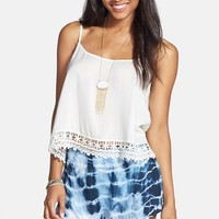 Billabong 'Mystic Pearl' Print Shorts (Juniors)