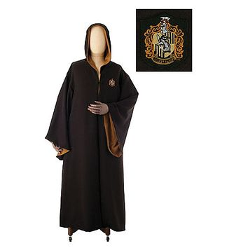 Universal Studios Wizarding World Harry Potter Hufflepuff Robe New XL with Tags