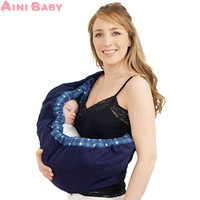 Free Shipping - Best Quality Organic Cotton Infant Backpack Kid Carrier Baby Sling Baby Carrier Activity Gear Child Chicco Baby Wrap