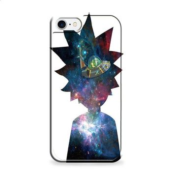 Rick and Morty Space iPhone 7 | iPhone 7 Plus case