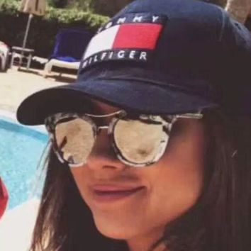 DCCKN7K Tommy Hilfiger Embroidered Baseball Cap Hat