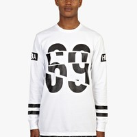 Hood by Air Men's Split 69 Jersey