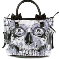 Iron Fist Bone Breaker Vegan Tote Handbag