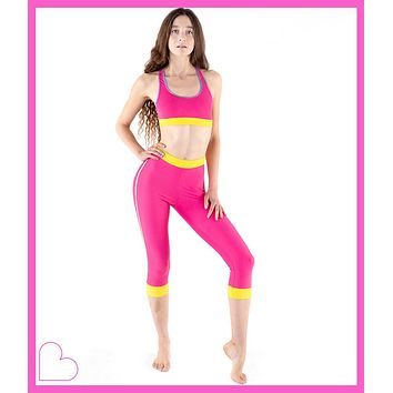 Sexercise Crop Legging