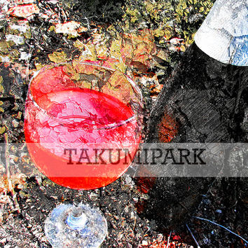 Takumipark Wine Art Listing, Home Bar Art,  Dining Room Wall Decor, Kitchen Artwork, Wine Lovers Gift Idea, Winery Decor, Wine Photo Print,