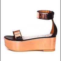 Lars Flatforms by Jeffrey Campbell | Edge of Urge