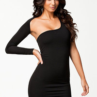 Melissa One Sleeve Dress, Oneness