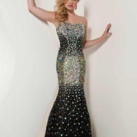 Jasz Couture 4873 at Prom Dress Shop