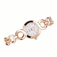 Dress Luxury LVPAI Wristwatch Women Quartz Small Dial