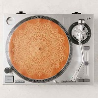 "Understated Leather 12"" Record Slipmat"
