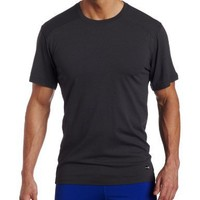 Russell Athletic Men's Dri-Power 360 Performance Tee, Stealth, Medium