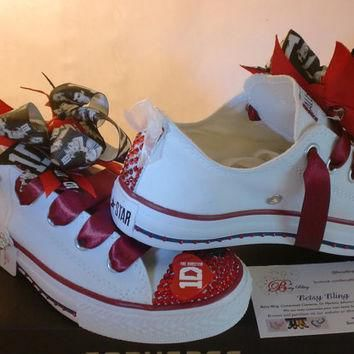one direction crystal converse 1d converse teens and adult sizes