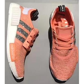 shosouvenir £º Adidas NMD individuality Sequins Fashion Trending Women Leisure Running