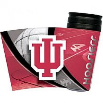 Indiana Hoosiers Insulated Travel Mug