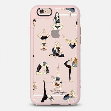 Yoga Girls iPhone 6s case by Brooklit | Casetify