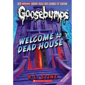 Welcome to Dead House (Goosebumps)