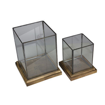 North East Cube Candle Holder – DECORUM