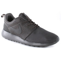 Nike Roshe Run Premium Shoes - Midnight Fog/black at Urban Industry