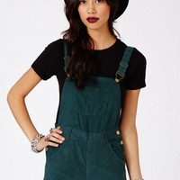 Missguided - Juba Corduroy Dungarees