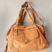 Toccoa Shoulder Bag by CNP Bronze One Size Bags