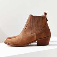 Crosswalk Suede Western Boot | Urban Outfitters