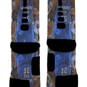 KD Custom Nike Elite Socks