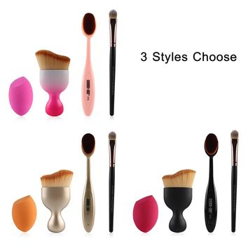 Basic 4 in 1 Brush and Blend Kit