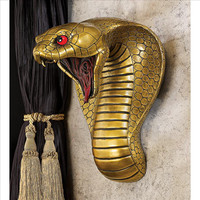 Park Avenue Collection Egyptian Cobra Goddess Plaque